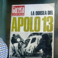 Coleccionismo de Revista Gaceta Ilustrada: GACETA ILUSTRADA Nº 707 - ABRIL DE 1970. Lote 129532487