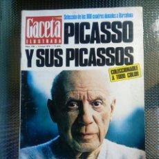 Coleccionismo de Revista Gaceta Ilustrada: GACETA ILUSTRADA Nº 708 - MAYO DE 1970. Lote 129532751