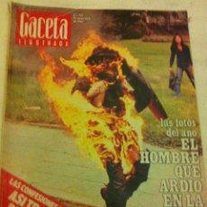 Coleccionismo de Revista Gaceta Ilustrada: GACETA ILUSTRADA - Nº. 1127 - AÑO 1978. Lote 131747038