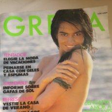 Coleccionismo de Revista Gaceta Ilustrada: REVISTA GRETA NÚMERO 129. Lote 133384950