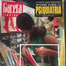 Coleccionismo de Revista Gaceta Ilustrada: GACETA ILUSTRADA Nº 620, 25 DE AGOSTO DE 1968. Lote 153370514