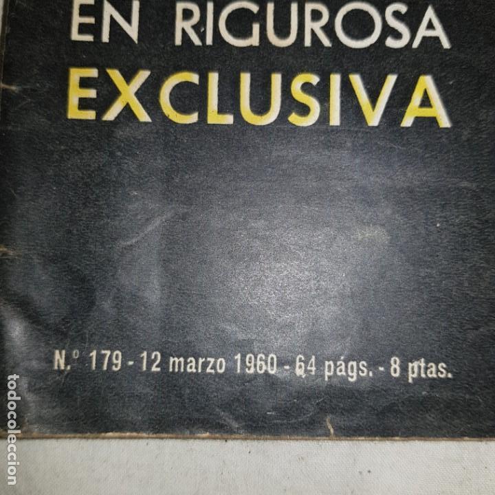 Coleccionismo de Revista Gaceta Ilustrada: GACETA ILUSTRADA . Nº 179 . 1960 15 SEGUNDOS: EL FIN DE UNA CIUDAD AGADIR - Foto 2 - 153489486