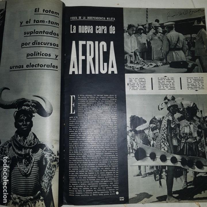 Coleccionismo de Revista Gaceta Ilustrada: GACETA ILUSTRADA . Nº 179 . 1960 15 SEGUNDOS: EL FIN DE UNA CIUDAD AGADIR - Foto 4 - 153489486
