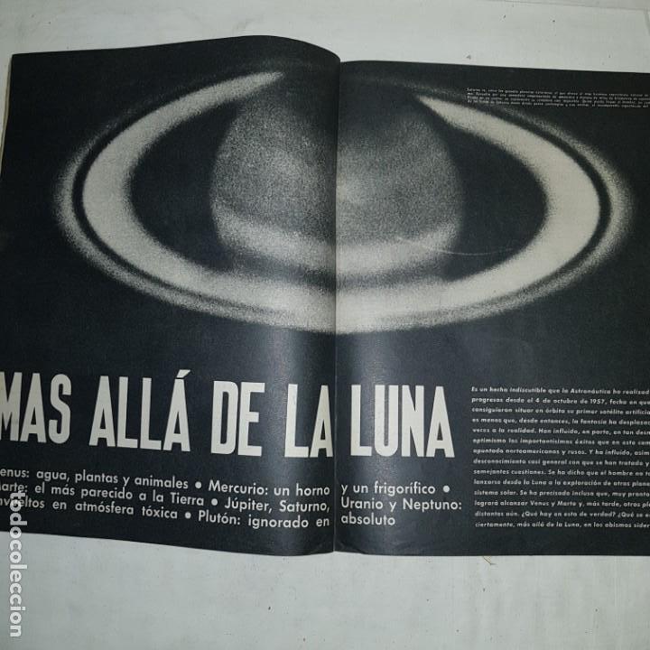 Coleccionismo de Revista Gaceta Ilustrada: GACETA ILUSTRADA . Nº 179 . 1960 15 SEGUNDOS: EL FIN DE UNA CIUDAD AGADIR - Foto 5 - 153489486