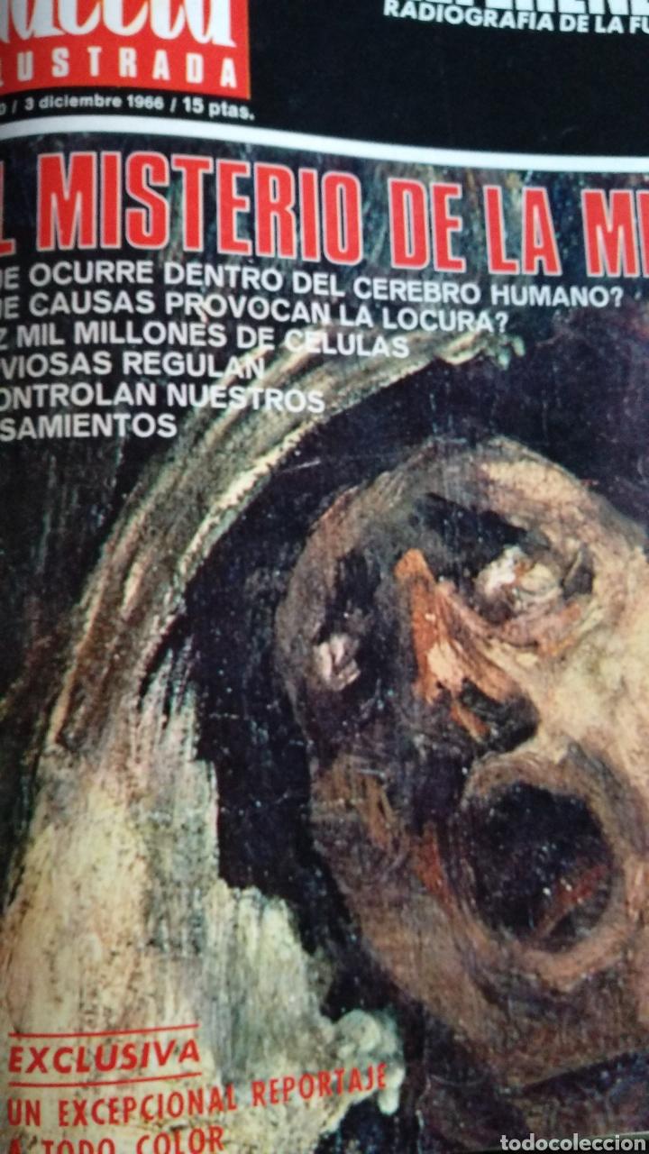 Coleccionismo de Revista Gaceta Ilustrada: COMPILACIÓN ENCUADERNADA DE 8 EJEMPLARES DE LA GACETA ILUSTRADA - Foto 8 - 159406217