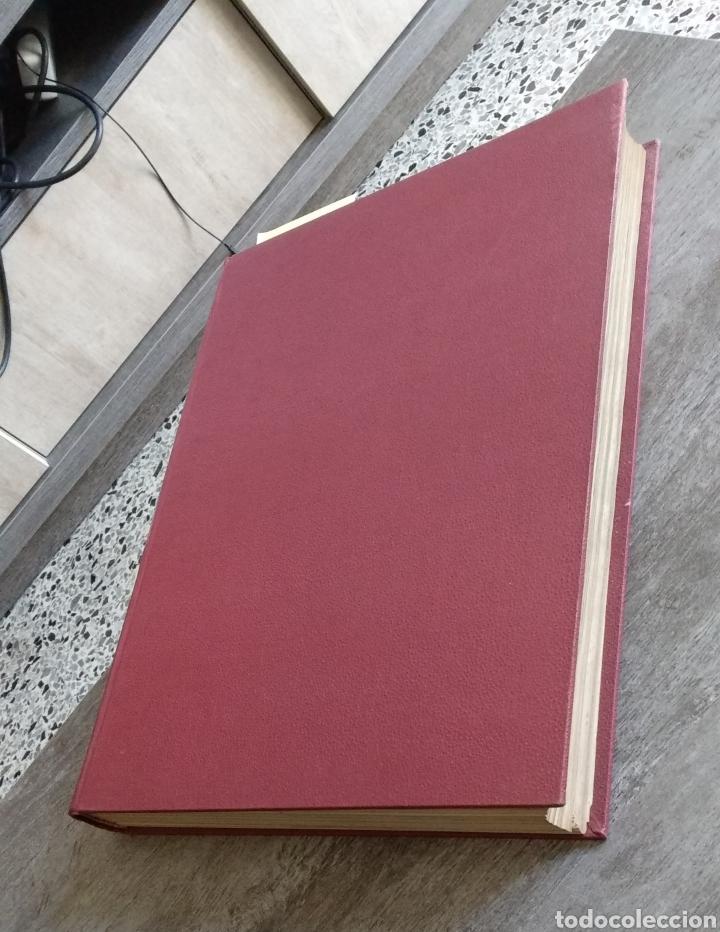 Coleccionismo de Revista Gaceta Ilustrada: COMPILACIÓN ENCUADERNADA DE 8 EJEMPLARES DE LA GACETA ILUSTRADA - Foto 9 - 159499736