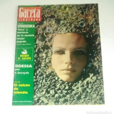 Coleccionismo de Revista Gaceta Ilustrada: GACETA ILUSTRADA NUM. 855, 25 FEBRERO 1973.. Lote 161477810