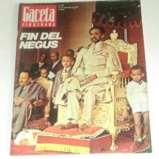Coleccionismo de Revista Gaceta Ilustrada: GACETA ILUSTRADA NUM. 937, 22 SEPTIEMBRE 1974.. Lote 161478670