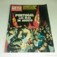 Coleccionismo de Revista Gaceta Ilustrada: GACETA ILUSTRADA N° 985 - 24 AGOSTO 1975. Lote 163382742