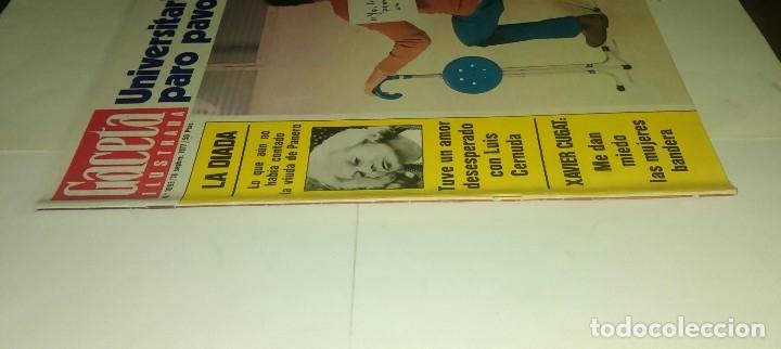 Coleccionismo de Revista Gaceta Ilustrada: La diada...Xavier Cugat. Gaceta ilustrada n° 1.093- 18 septiembre 1977 - Foto 3 - 163414926