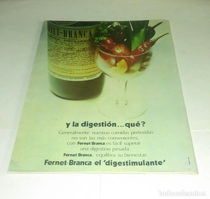 Coleccionismo de Revista Gaceta Ilustrada: Gaceta ilustrada n° 1.051- 28 noviembre 1976 - Foto 2 - 163575454