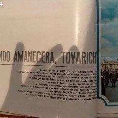 Coleccionismo de Revista Gaceta Ilustrada: ENCUADERNACION DE LA GACETA ILUSTRADA. ESPECIAL REVOLUCION RUSA. Lote 165336261