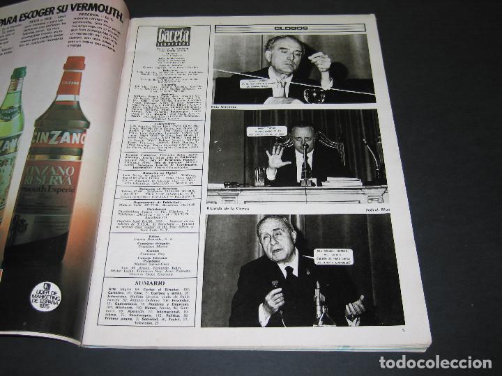 Coleccionismo de Revista Gaceta Ilustrada: Revista GACETA ILUSTRADA - núm. 1028 - 20.06.1976 - 115 pág. - Foto 2 - 166929176