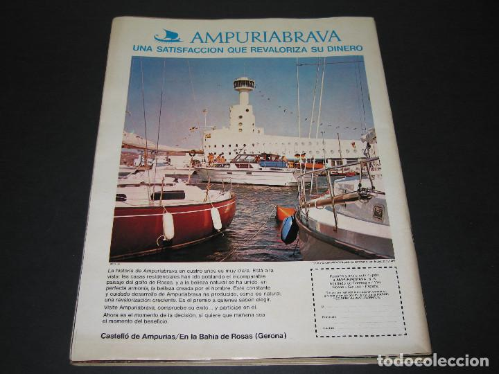 Coleccionismo de Revista Gaceta Ilustrada: 4 Revistas GACETA ILUSTRADA - 1975 - núm. 953 de 12.01 - 954 de 19.01 - 955 de 26.01 - 966 de 13.04 - Foto 8 - 166929344