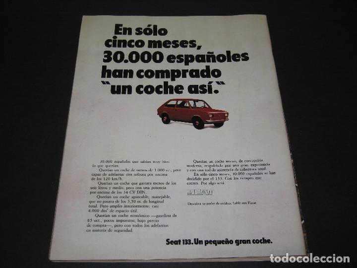 Coleccionismo de Revista Gaceta Ilustrada: 4 Revistas GACETA ILUSTRADA - 1975 - núm. 953 de 12.01 - 954 de 19.01 - 955 de 26.01 - 966 de 13.04 - Foto 11 - 166929344