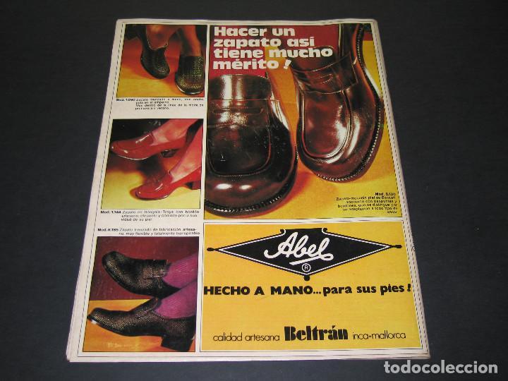 Coleccionismo de Revista Gaceta Ilustrada: 4 Revistas GACETA ILUSTRADA - 1975 - núm. 953 de 12.01 - 954 de 19.01 - 955 de 26.01 - 966 de 13.04 - Foto 14 - 166929344