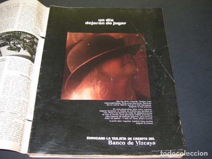 Coleccionismo de Revista Gaceta Ilustrada: 6 GACETA ILUST. - 1974 - núm. 932 18.08 - 934 01.09 - 937 22.09 - 942 27.10 - 946 24.11 - 951 29.12 - Foto 13 - 166929656