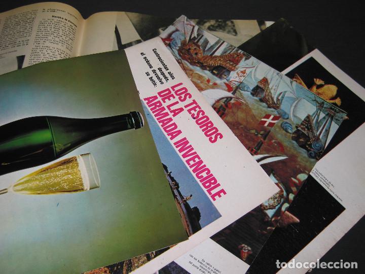 Coleccionismo de Revista Gaceta Ilustrada: 6 GACETA ILUST. - 1974 - núm. 932 18.08 - 934 01.09 - 937 22.09 - 942 27.10 - 946 24.11 - 951 29.12 - Foto 19 - 166929656