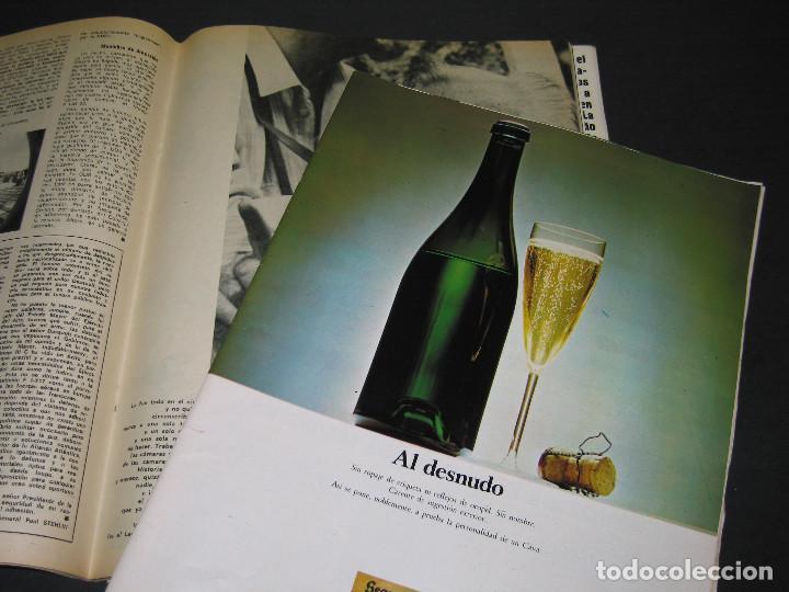Coleccionismo de Revista Gaceta Ilustrada: 6 GACETA ILUST. - 1974 - núm. 932 18.08 - 934 01.09 - 937 22.09 - 942 27.10 - 946 24.11 - 951 29.12 - Foto 20 - 166929656