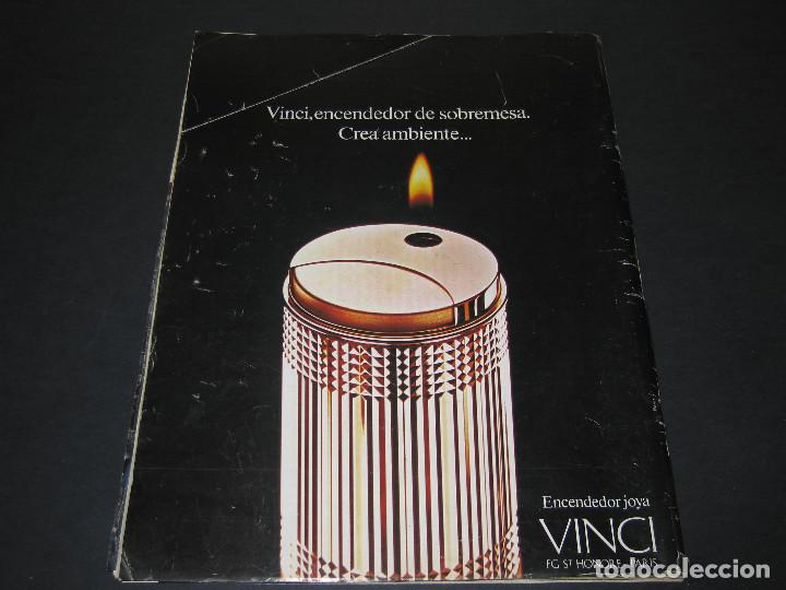 Coleccionismo de Revista Gaceta Ilustrada: 6 GACETA ILUST. - 1974 - núm. 932 18.08 - 934 01.09 - 937 22.09 - 942 27.10 - 946 24.11 - 951 29.12 - Foto 21 - 166929656