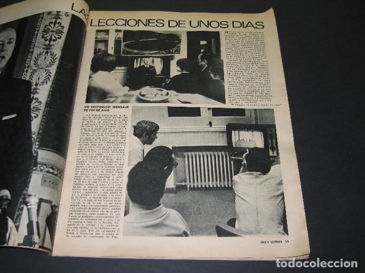Coleccionismo de Revista Gaceta Ilustrada: Revista GACETA ILUSTRADA - núm. 744 - GRAN CONCURSO - 10.01.1971 - 58 pág. - Foto 3 - 166930312