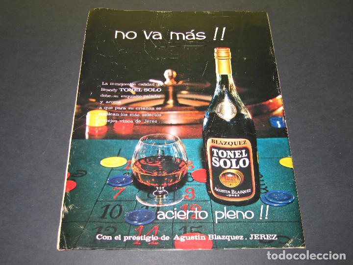 Coleccionismo de Revista Gaceta Ilustrada: Revista GACETA ILUSTRADA - núm. 744 - GRAN CONCURSO - 10.01.1971 - 58 pág. - Foto 4 - 166930312