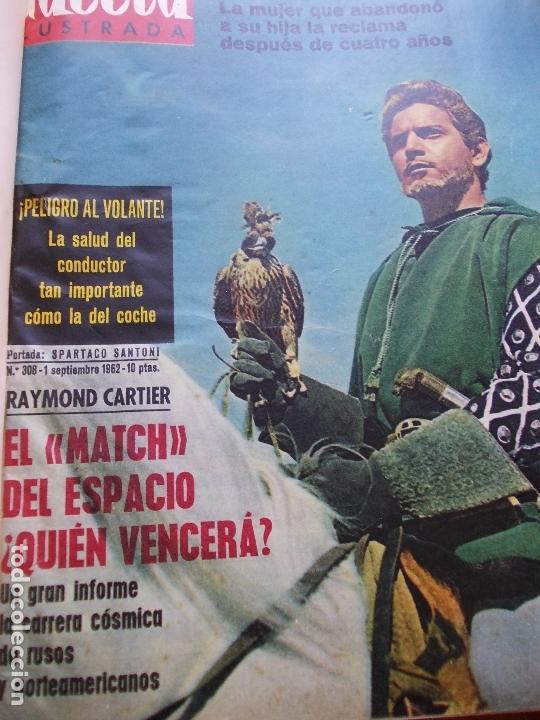 Coleccionismo de Revista Gaceta Ilustrada: GACETA ILUSTRADA AÑO 1962 COMPLETA FOTOS DE LAS PORTADAS - Foto 19 - 169743932
