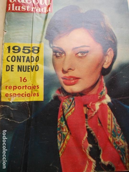 Coleccionismo de Revista Gaceta Ilustrada: ACETA ILUSTRADA 1959 COMPLETA MAS DE 52 REVISTAS FOTOS DE LAS PORTADAS - Foto 53 - 169855664