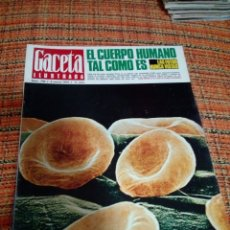 Coleccionismo de Revista Gaceta Ilustrada: REVISTA GACETA ILUSTRADA. Lote 170025369