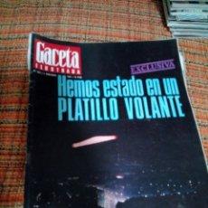 Coleccionismo de Revista Gaceta Ilustrada: REVISTA GACETA ILUSTRADA. Lote 170026084