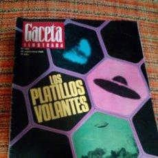 Coleccionismo de Revista Gaceta Ilustrada: REVISTA GACETA ILUSTRADA. Lote 170026146