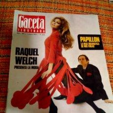 Coleccionismo de Revista Gaceta Ilustrada: REVISTA GACETA ILUSTRADA. Lote 170026216