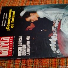 Coleccionismo de Revista Gaceta Ilustrada: REVISTA GACETA ILUSTRADA. Lote 170058350