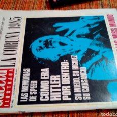 Coleccionismo de Revista Gaceta Ilustrada: REVISTA GACETA ILUSTRADA HITLER. Lote 170058769