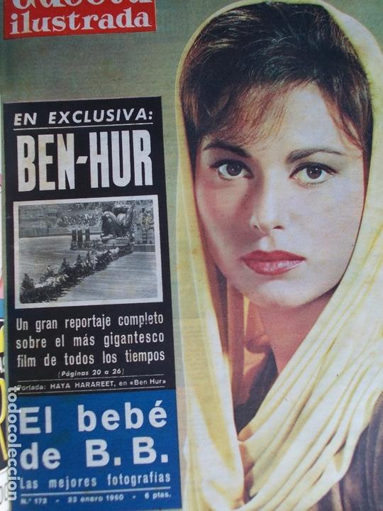 Coleccionismo de Revista Gaceta Ilustrada: REVISTA GACETA ILUSTRADA 1960 COMPLETO TODO EL AÑO MAS DE 50 REVISTAS FOTOS DE TODAS LAS PORTADAS - Foto 51 - 170312956