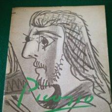 Coleccionismo de Revista Gaceta Ilustrada: GACETA ILUSTRADA NÚMERO EXTRAORDINARIO DE NAVIDAD 1971 PICASSO. Lote 171305122
