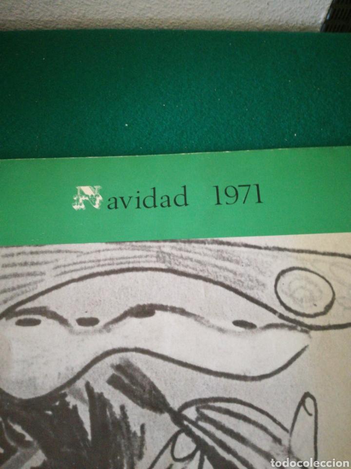 Coleccionismo de Revista Gaceta Ilustrada: GACETA ILUSTRADA NÚMERO EXTRAORDINARIO DE NAVIDAD 1971 PICASSO - Foto 9 - 171305122