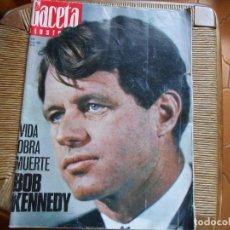 Coleccionismo de Revista Gaceta Ilustrada: GACETA ILUSTRADA -Nº 610---16 JUNIO 1968. Lote 171661935