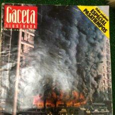 Coleccionismo de Revista Gaceta Ilustrada: LA GACETA ILUSTRADA 1979. Lote 180040363