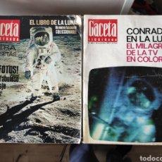 Coleccionismo de Revista Gaceta Ilustrada: GACETA ILUSTRADA. AÑO 1969. Lote 187442477