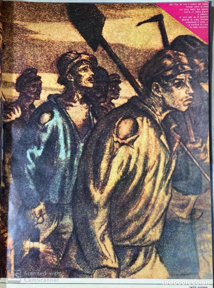Coleccionismo de Revista Gaceta Ilustrada: LA GACETA ILUSTRADA. LA REVOLUCION RUSA + SVETLANA STALIN 20 CARTAS A UN AMIGO I, II Y III. 1967.VER - Foto 6 - 189249561