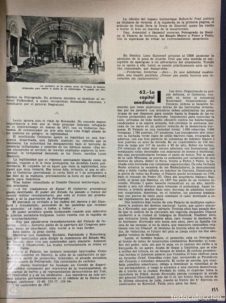 Coleccionismo de Revista Gaceta Ilustrada: LA GACETA ILUSTRADA. LA REVOLUCION RUSA + SVETLANA STALIN 20 CARTAS A UN AMIGO I, II Y III. 1967.VER - Foto 10 - 189249561