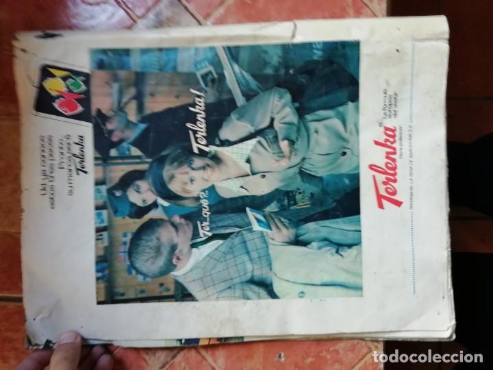 Coleccionismo de Revista Gaceta Ilustrada: Antigua revista la Gaceta Ilustrada - John Wayne 10 Febrero de 1965 Nº 437 - Foto 3 - 197960477