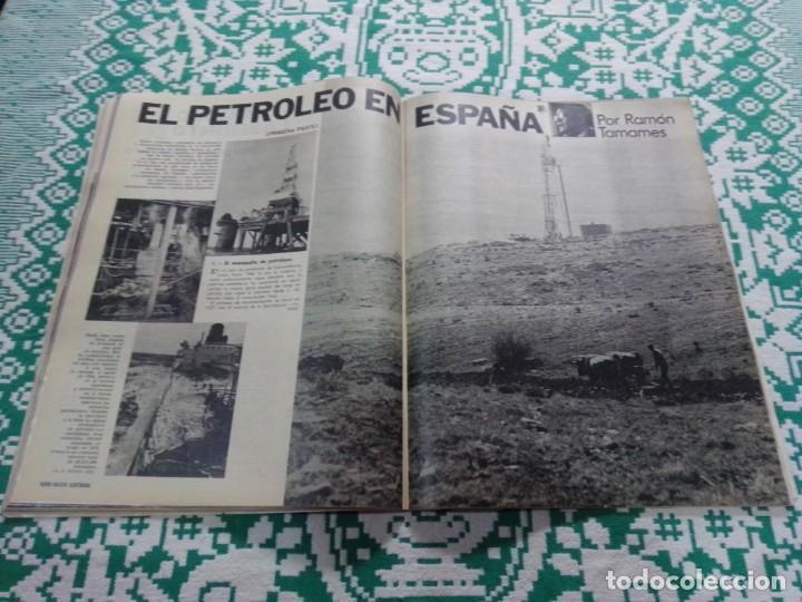 Coleccionismo de Revista Gaceta Ilustrada: Gaceta ilustrada núm. 898 / 23 diciembre1973. Petróleo en España- Rey- - Foto 2 - 198809867