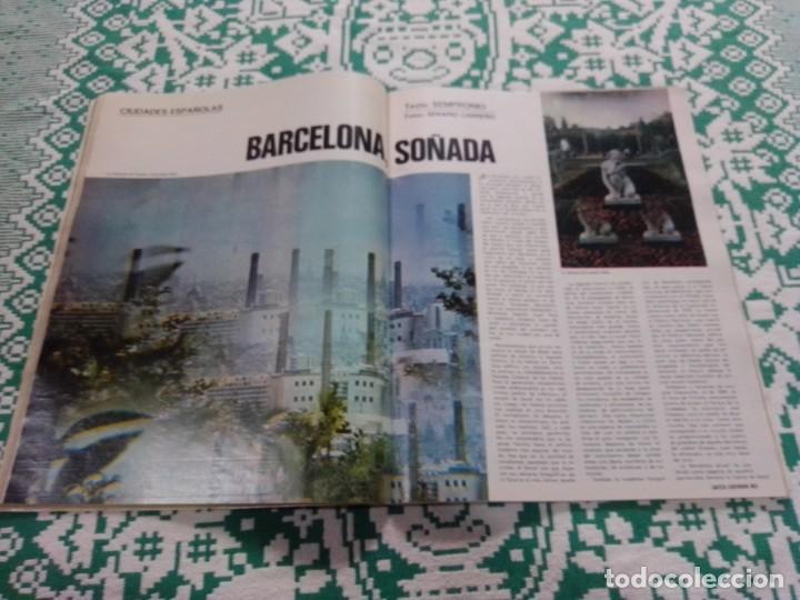 Coleccionismo de Revista Gaceta Ilustrada: Gaceta ilustrada núm. 898 / 23 diciembre1973. Petróleo en España- Rey- - Foto 3 - 198809867