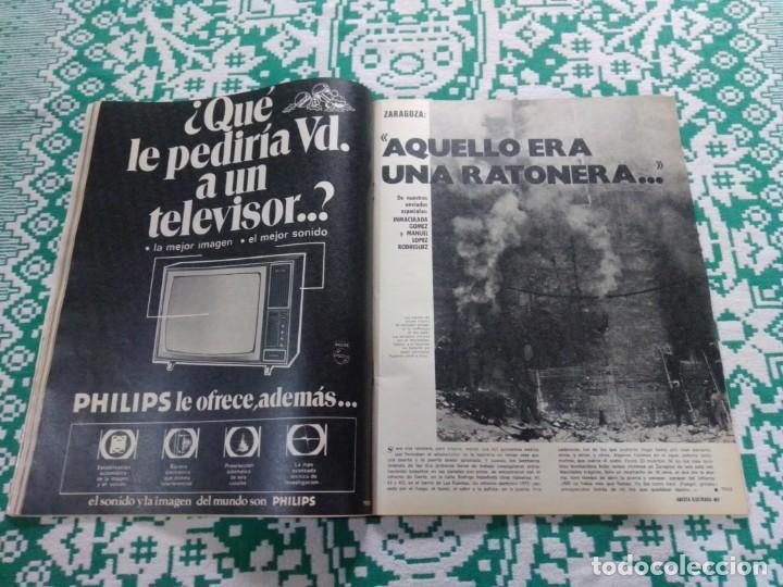 Coleccionismo de Revista Gaceta Ilustrada: Gaceta ilustrada núm. 898 / 23 diciembre1973. Petróleo en España- Rey- - Foto 9 - 198809867
