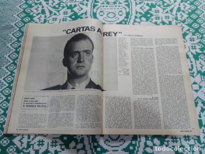 Coleccionismo de Revista Gaceta Ilustrada: Gaceta ilustrada núm. 898 / 23 diciembre1973. Petróleo en España- Rey- - Foto 10 - 198809867