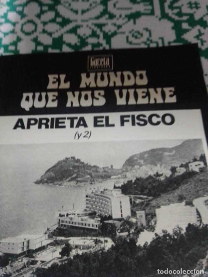 Coleccionismo de Revista Gaceta Ilustrada: Gaceta ilustrada Num. 905, 10 Febrero 1974. - Foto 2 - 161187006