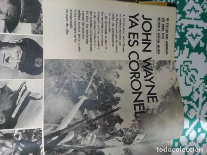 Coleccionismo de Revista Gaceta Ilustrada: Gaceta ilustrada Num. 905, 10 Febrero 1974. - Foto 5 - 161187006