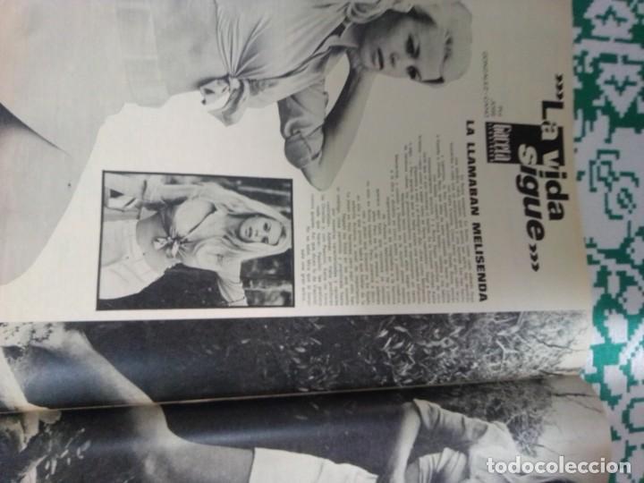 Coleccionismo de Revista Gaceta Ilustrada: Gaceta ilustrada Num. 905, 10 Febrero 1974. - Foto 10 - 161187006